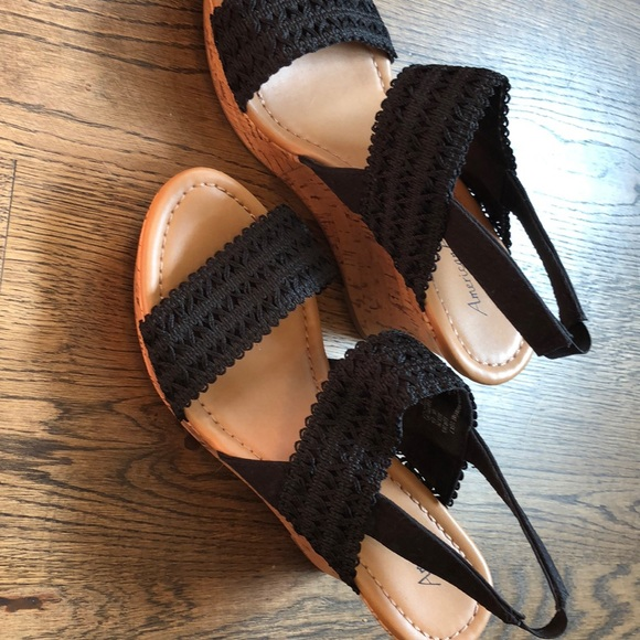American Eagle Outfitters Shoes - New American Eagle wedges